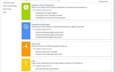Googles Zertifizierte Händler Programm und die Anforderungen – Trusted Store