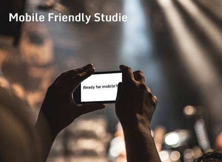 Mobile Friendly Studie