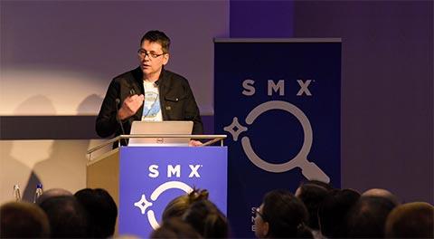 SMX Vortrag zu SEO und SEA