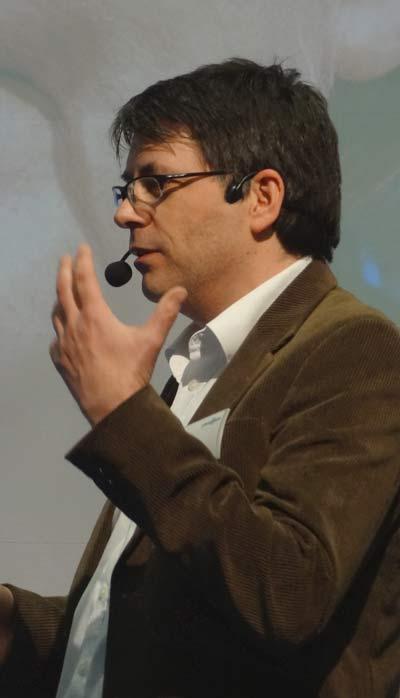 Thomas Kaiser SEO Vortrag IW Expo