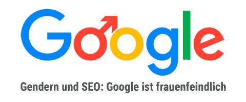 Google SEO und Gendern