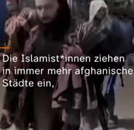 Islamistinnen